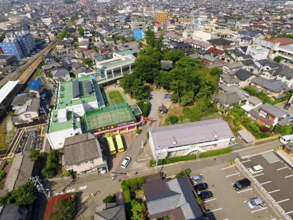 寺尾幼稚園へのアクセス