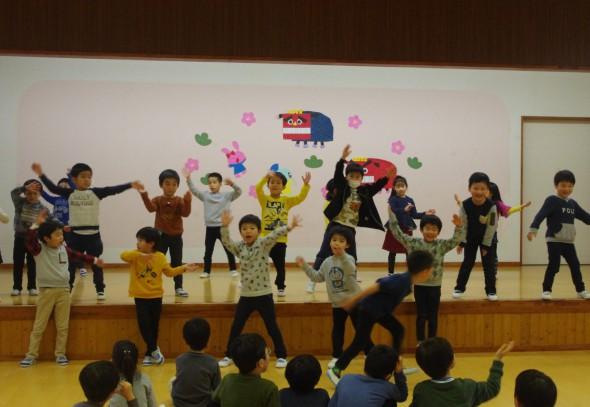 レッツ☆ダンス~かぜの時間~