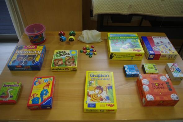 冬休み企画 親子でアナログゲームを楽しもう!~かぜの時間~